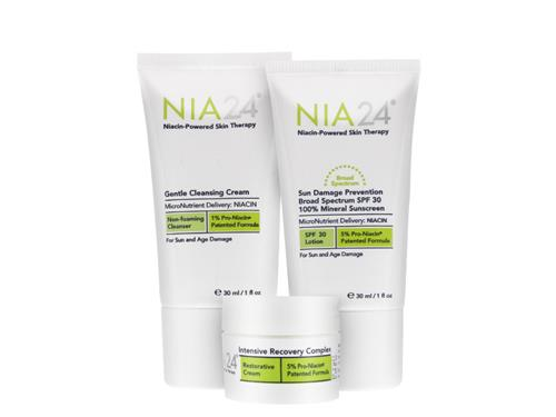 Free $48 NIA24 Travel Set