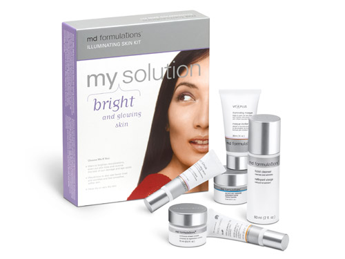 MD Formulations Illuminating Solution Kit