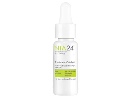 NIA24 Treatment Catalyst Oil, a skin treatment oil