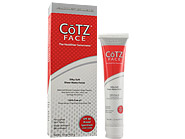 CoTZ Face Light Skin Tone SPF 40 - Non-Tinted Formula