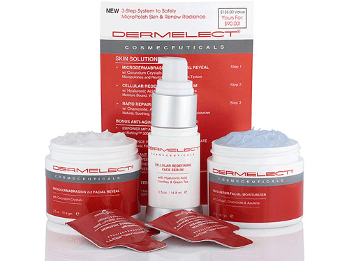 Dermelect Cosmeceuticals Skin Solutions Trio