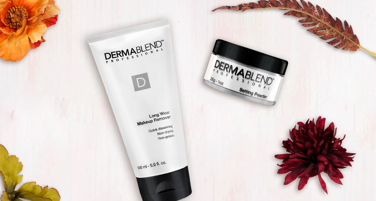 Thanksgiveaway: Dermablend Long-Wear Makeup Duo