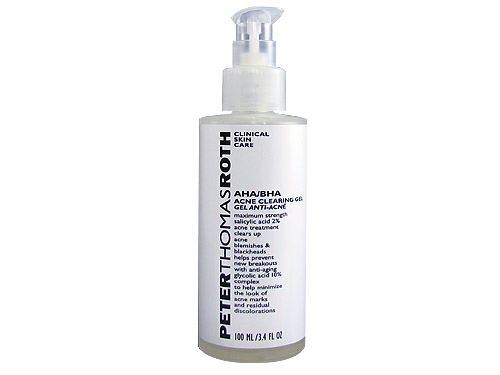 Peter Thomas Roth Acne Clearing Gel AHA/BHA
