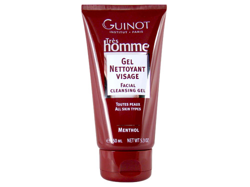 Guinot Tres Homme Nettoyant Visage Facial Cleansing Foam for Men