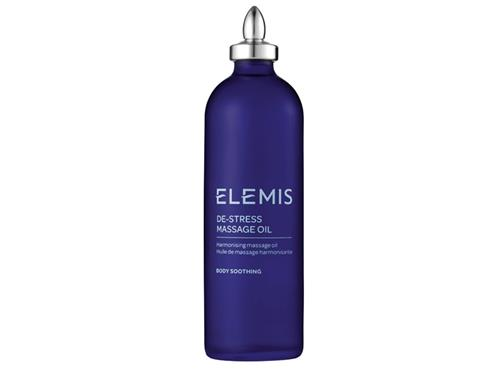 Elemis De-Stress Massage Oil, an Elemis body oil