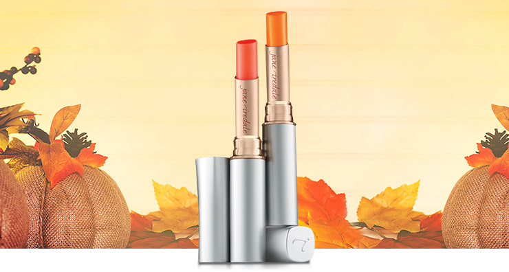 Thanksgiveaway: jane iredale Just Kissed Lip and Cheek Stain