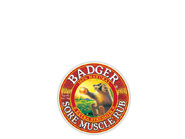 Badger CLEARANCE Extra Strength Sore Muscle Rub 0.75 oz - Expires 09/2013