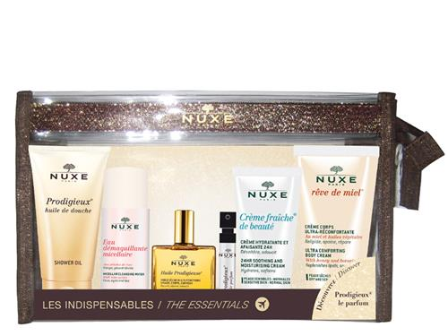 NUXE Limited Edition Summer Travel Kit 2015