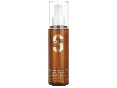 S-Factor True Lasting Colour Hair Oil