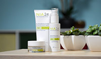 NIA24 Sun Damage Repair Products