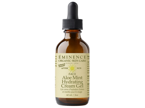 Eminence Aloe Mint Hydrating Cream Gel for Face