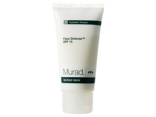Murad Man Face Defense SPF 15 - CLEARANCE Expires 10/2013
