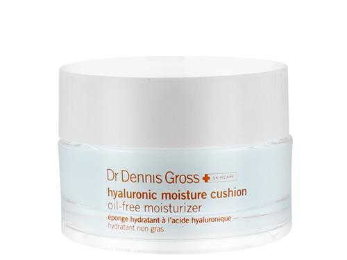 Free $17 Travel-Size Dr. Dennis Gross Skincare Hyaluronic Moisture Cushion
