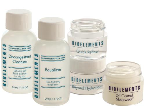 Bioelements Travel Light Kit for Oily, Very Oily Skin