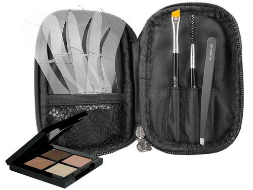 glo minerals Brow Kit - Brown