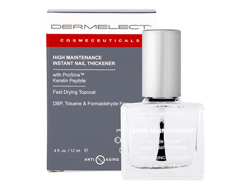 Dermelect Cosmeceuticals High-Maintenance Instant Nail Thickener