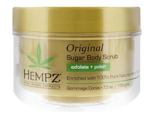 Free $19.96 Hempz Full-Size Herbal Sugar Body Scrub in Original
