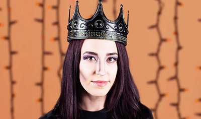 Halloween How-to | Dark Queen