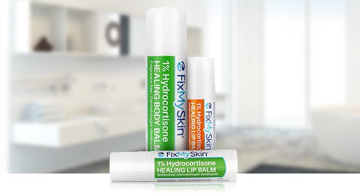 Spotlight: FixMySkin Healing Balm with 1% Hydrocortisone