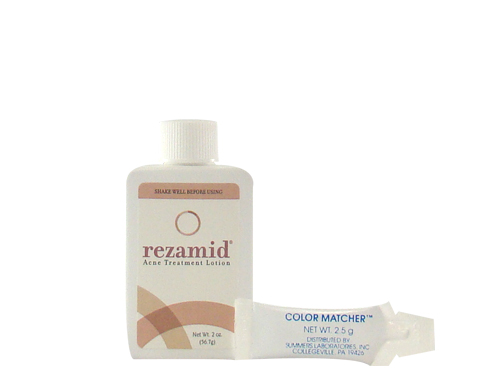 Rezamid Acne Treatment Lotion