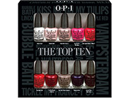 OPI The Top Ten Mini-Kit