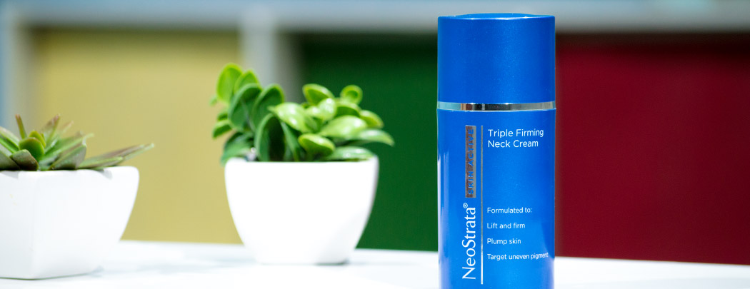 NeoStrata Skin Active Triple Firming Neck Cream: A tightening neck cream