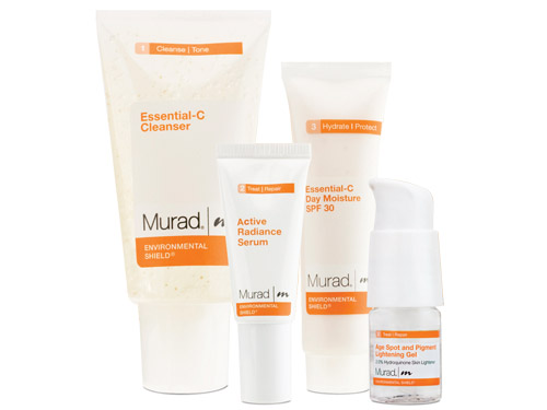 Murad Essential-C Radiance Skin Renewal Kit