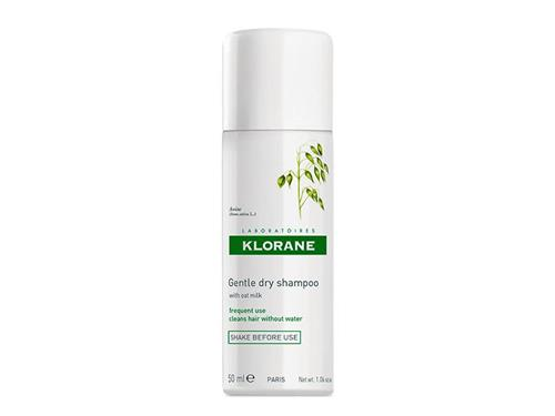 Free $10 Travel-Size Klorane Gentle Dry Shampoo with Oat Milk Aerosol