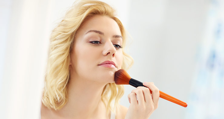 Makeup with Anti-Aging Benefits
