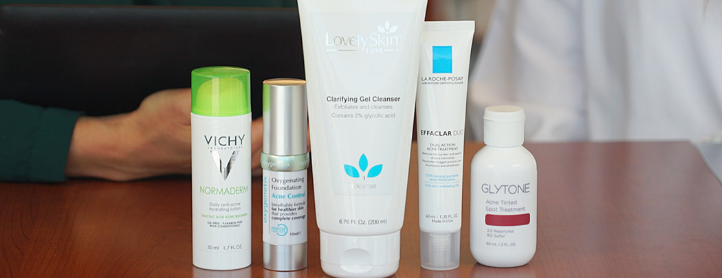 LovelySkin Advice - Acne