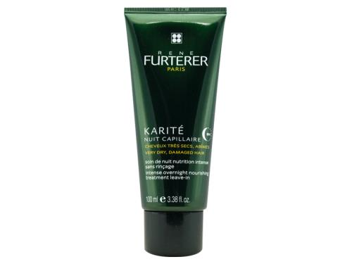 Rene Furterer KARITE Intense Overnight Nourishing Treatment