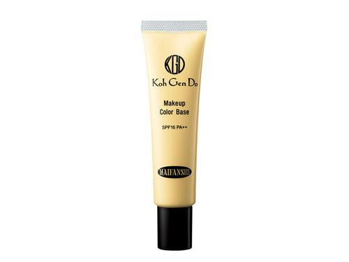 Koh Gen Do Maifanshi Makeup Color Base Yellow