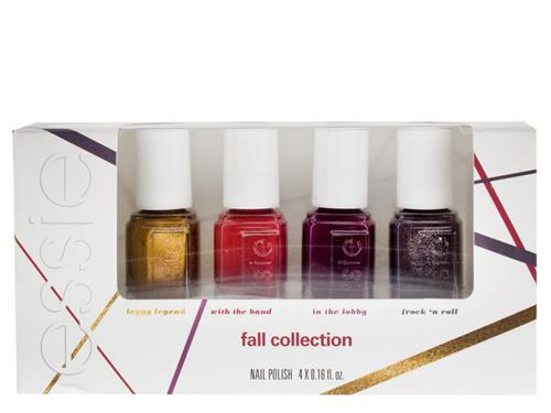 essie Mega Mini Fall 2015 Collection