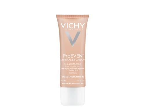Vichy ProEVEN Mineral BB Cream Skin Perfecting Beauty Balm Broad Spectrum SPF 20 - Medium