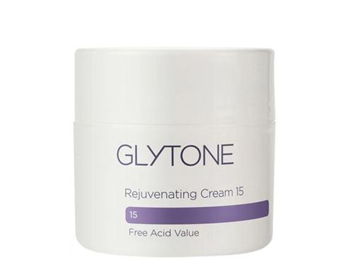 Glytone Step-Up Rejuvenate Facial Cream Step 2 with glycolic acid benefits