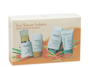 Pevonia Safe Sun Face & Body Pack