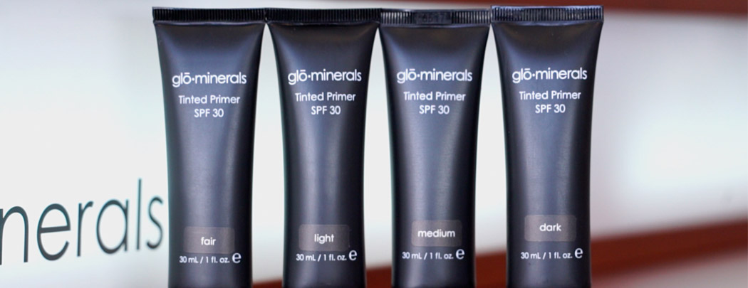 glo minerals Tinted Primer SPF 30