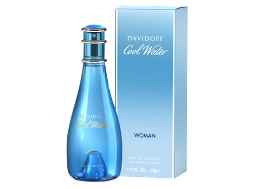 Davidoff Cool Water Woman Eau de Toilette Spray