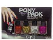 OPI Ford Mustang Pony Pack Minis