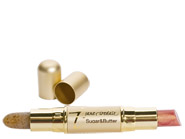 Jane Iredale Sugar and Butter Lip Duo with sugar lip scrub and plumper