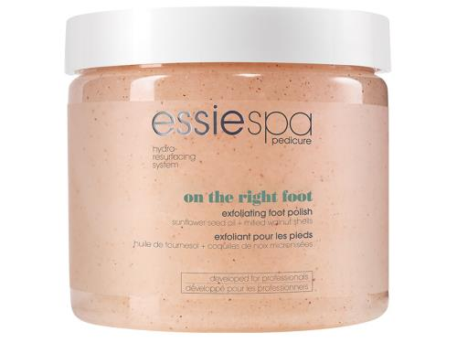 Essie Spa Pedicure - On The Right Foot - Exfoliating Foot Polish