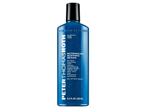 Peter Thomas Roth Botanical Buffing Beads, a Peter Thomas Roth exfoliating scrub