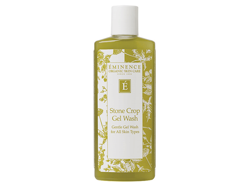 Free $38 Eminence Stone Crop Gel Wash