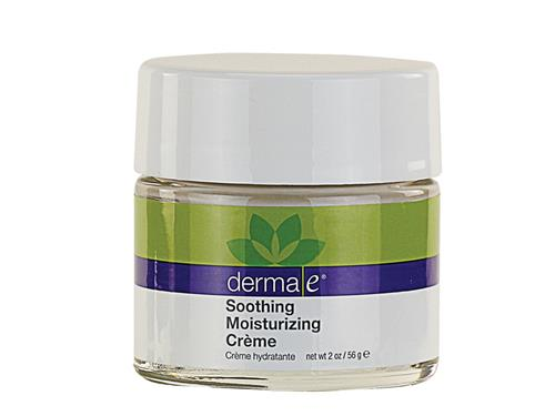 derma e Soothing Moisturizing Crème with Pycnogenol