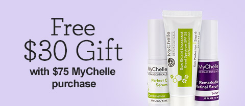 Free $30 MyChelle 3-Piece Deluxe Sample Kit