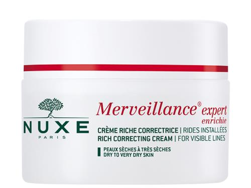 NUXE Merveillance® Expert Enrichie - Rich Correcting Cream for Visible Lines - Dry Skin