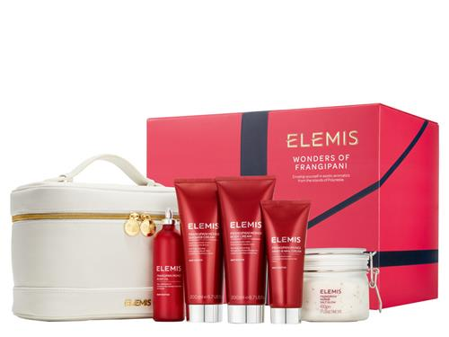 Elemis Wonders Of Frangipani Collection Limited Edition