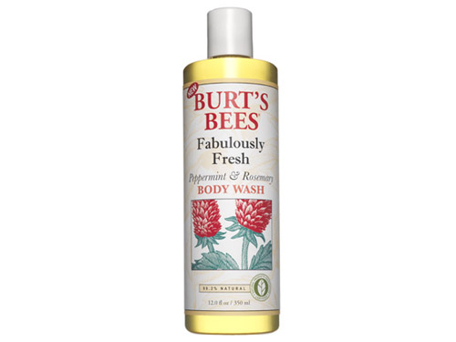 Burt's Bees Fabulously Fresh Peppermint & Rosemary Body Wash