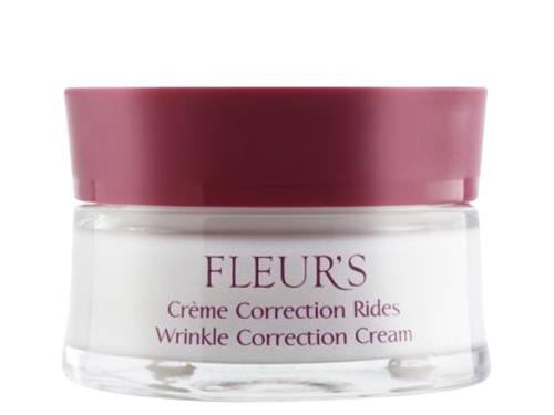 Fleurs Wrinkle Correction Cream with Floral Bouquet of Youth
