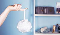 Dear LS: Should I use a washcloth, a loofah or my hands when I'm in the shower?